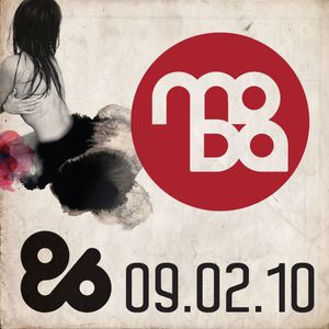 MODA podcast Mixed by 80six 09.02.10