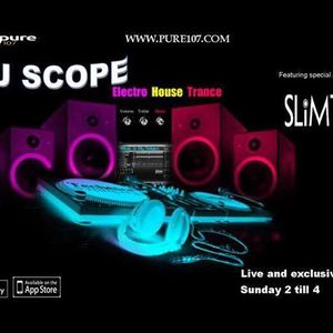 Disconnect Presents DJ Scope Featuring Guest Mix From Slim Tim Live On Pure 107 18.12.2016
