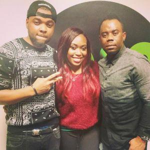 Dami B on Naija Juice: Entertainment Radio Talk Show - Episode 22