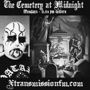 The Cemetery at Midnight - Archive 9/11/2017