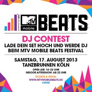 MTV Mobile Beats DJ Competition by a Shape of D