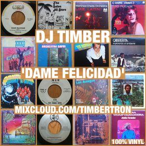 Dame Felicidad - Salsa Mixtape - 100% Vinyl