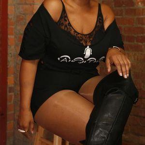 All Girl Talk Radio Special Guest Sylena Johnson