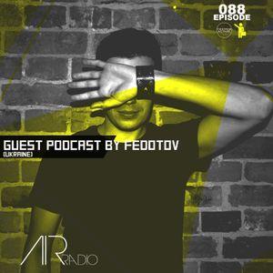 DA Promo podcast – 88:Fedotov (Ukraine)