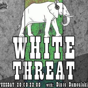 White Threat  22-3-2016 ( www.radiospirit.gr ) DIN DAM