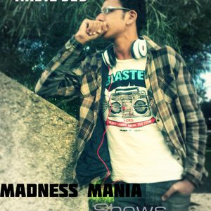 Nabil Bed - Madness Mania Special Trance Edtion 2013 ( In Honor Of Threepuim)