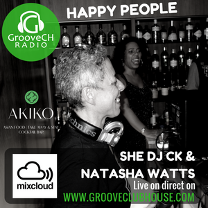 DJ CK(Part2) with  ******NATASHA WATTS LIVE Performance******