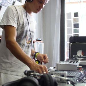 Walter Albornoz 24-08-2012 radioshow Playground@Lukes Spielwiese