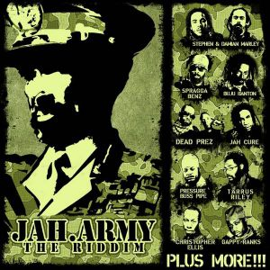 Jah Army Riddim Promotional Podcast