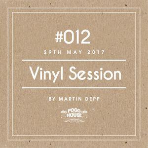 Martin Depp - Vinyl Session #012 (29-05-2017)