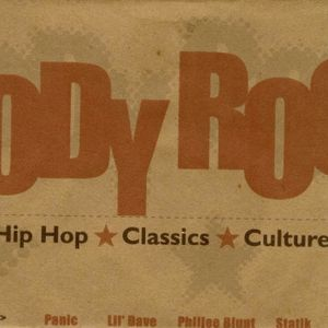 BODYROCK Mixtape Volume 1 mixed by DJs Statik & lil'dave