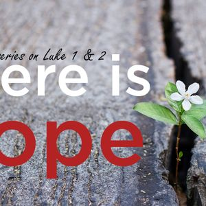 There is Hope: Leading in the Darkness