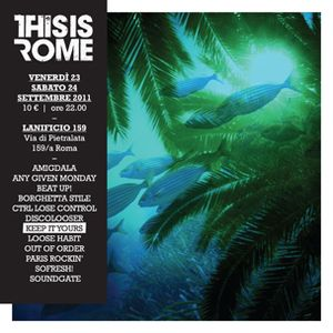 THIS IS ROME 2011: Keep It Yours Mixtape