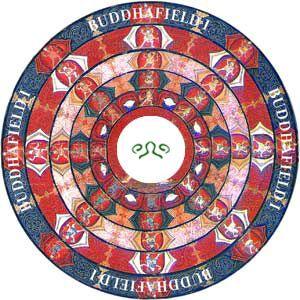 Buddhafield Festival (UK) Binaural Mix by Solid Silence AKA Georgina Brett