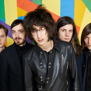 When Big Joan Sets Up 2nd May - The Horrors