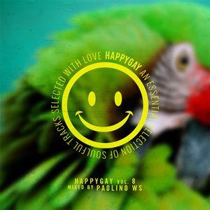 HAPPYGAY - Vol.8 mixed by Paolino WS