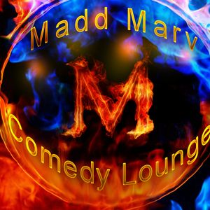 Madd Marv's Comedy Lounge - SPECIAL TRIBUTE TO COMEDIAN RICKY HARRIS 12-27-16