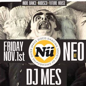 DJ Mes - Live @ Nü (The Outer Space Disco Dancing Society of Chicago)
