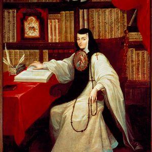 El retrato de Sor Juana