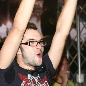 DJ Optick @ Liberty Parade 2007