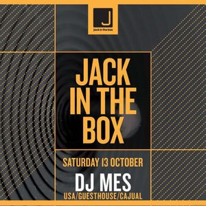 DJ Mes Live @ Goldfish 'Jack In The Box' (Sydney, Australia Oct. 2012)