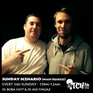 DJ BobaFatt x DJ Mo Fingaz- The Sunday Scenario 26 - MainSqueeze - ITCH FM (16-MAR-2014)