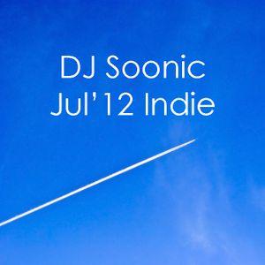 DJ Soonic - Jul'12 Indie