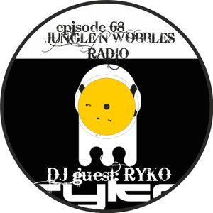 [Episode 68] Jungle'n'Wobbles Radio Dj Guest: RYKO