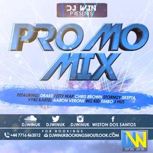 DJ Win Presents Promo Mix Vol 1