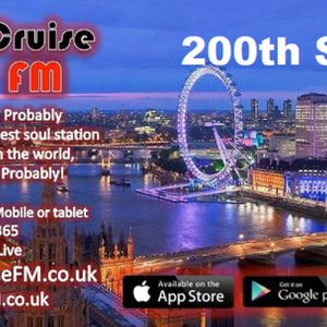 GMD #200 Live on Cruise FM by GMD - Cruise FM | Mixcloud