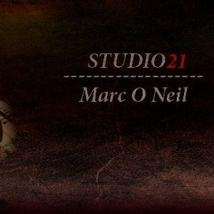 Marc O Neil - WEB-TV Show | STUDIO21 live sonus.fm 13 Jan 17