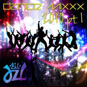 DJ Dzl - Dance Mixxx 2010 Pt1