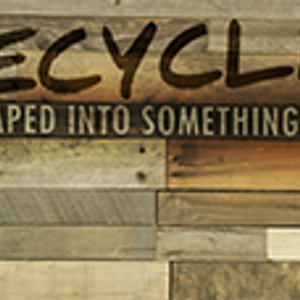Recycled Purpose
