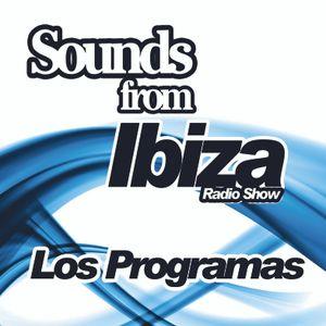 Sounds from Ibiza 2013 - Parte 02 (Semana 47) 55 Min