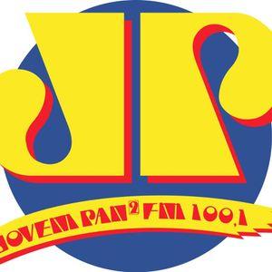 set do programa Happy Hour DJ Jovem Pan Vitória ES 24-01-2014