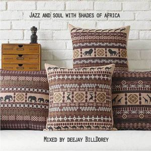 Jazz and soul with shades of africa