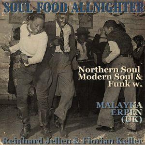 7,5h Soul Food Allnighter w. MALAYKA ERPEN