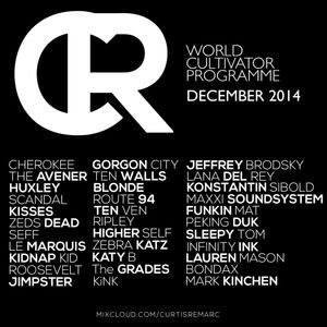 WCP, Deep In: December 2014 (Mixed By Curtis Remarc)