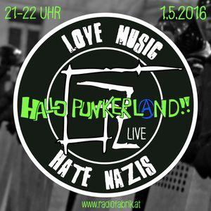 Hallo Punkerland #78 (01.05.2016) - GEHÖRSTURZ