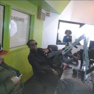 B.O.B interview on WCRXFM.COM and 88.1FM