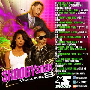 Skooby Snax - Volume 8