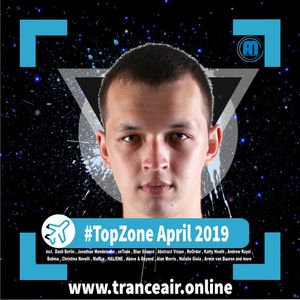 Alex NEGNIY - Trance Air - #TOPZone of APRIL 2019 [English vers.]
