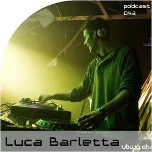 Podcast 043 - Luca Barletta - ubwg.ch
