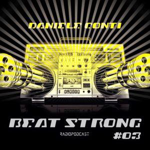 DANIELE CONTI Present BEAT STRONG #03