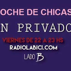 En Privado 22 - 07 - 2016 en Radio LaBici