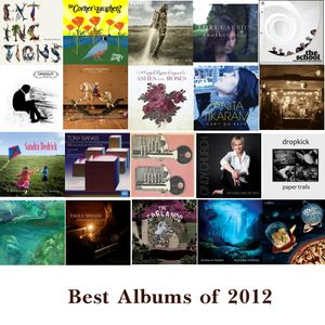 Best Albums of 2012 (Top 20 edition)