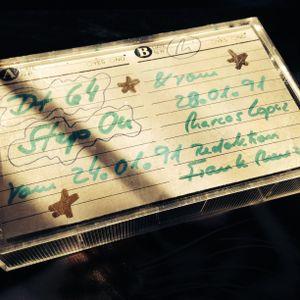 Radioshow - Marcos López - dt64 - Step On - 28. Januar 1991