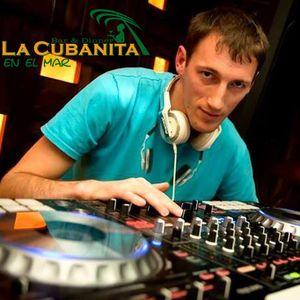 DJ Maxy live @ La Cubanita En El Mar 22.08.2015