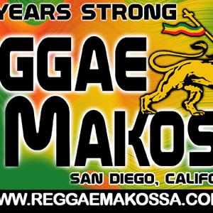 Reggae Makossa - 91X FM San Diego - September 27, 1987 - Part 1