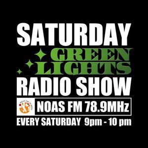 Green Lights Radio Show [ #64 ] Aug 31, 2013 - Noas FM 78.9MHz